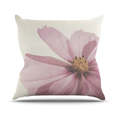 Ethereal by Iris Lehnhardt Petals Throw Pillow Size: 18 H x 18 W x 3 D
