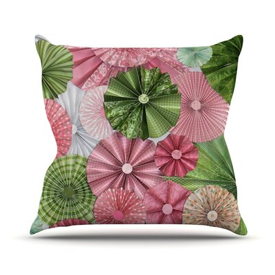 My Secret Fairytale by Heidi Jennings Throw Pillow Size: 16 H x 16 W x 3 D