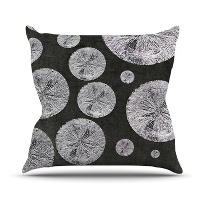 Pyrite by Iris Lehnhardt Throw Pillow Size: 20 H x 20 W x 4 D