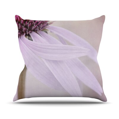 Windswept by Iris Lehnhardt Floral Throw Pillow Size: 26 H x 26 W x 5 D