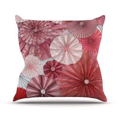 Lovesick by Heidi Jennings Throw Pillow Size: 18 H x 18 W x 3 D