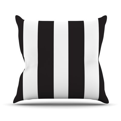 Beetle Throw Pillow Size: 18 H x 18 W x 3 D