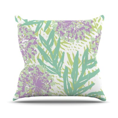 Varen by Chickaprint Throw Pillow Size: 26 H x 26 W x 5 D