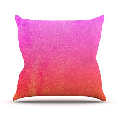 Fruit Punch by Monika Strigel Throw Pillow Size: 26 H x 26 W x 5 D