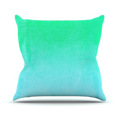 Hawaiian by Monika Strigel Throw Pillow Size: 16 H x 16 W x 3 D