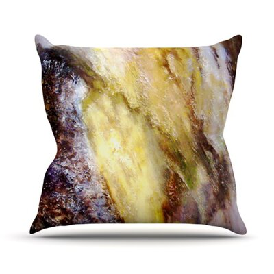 Georgia Throw Pillow Size: 16 H x 16 W
