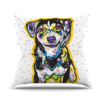 Jasper Throw Pillow Size: 16 H x 16 W