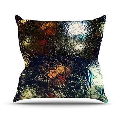 Blinded by Robin Dickinson Throw Pillow Size: 16 H x 16 W x 3 D