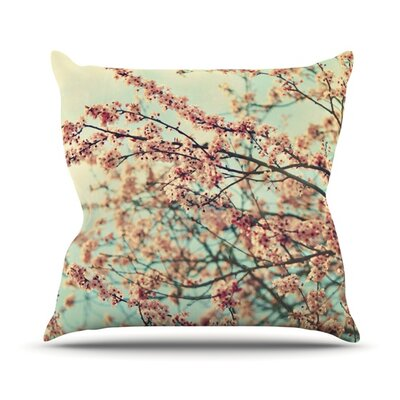 Take a Rest Throw Pillow Size: 26 H x 26 W