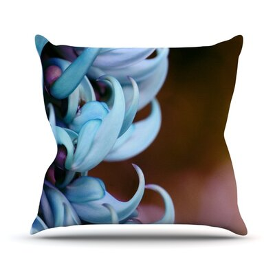 Bloom Throw Pillow Size: 18 H x 18 W