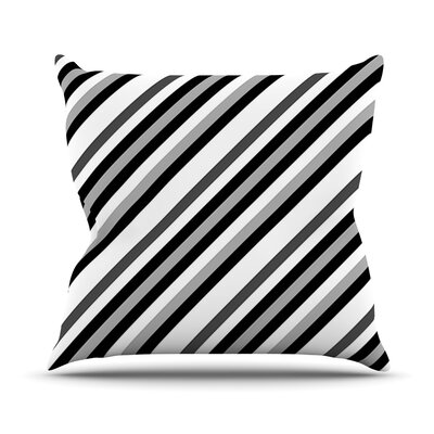 Kos by Trebam Diagonal Throw Pillow Size: 16 H x 16 W x 3 D