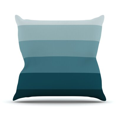 Cijan by Trebam Throw Pillow Size: 16 H x 16 W x 3 D