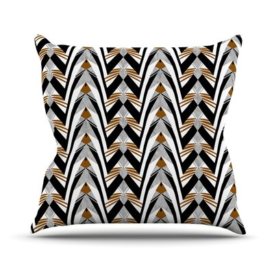Wings by Vikki Salmela Throw Pillow Size: 20 H x 20 W x 4 D