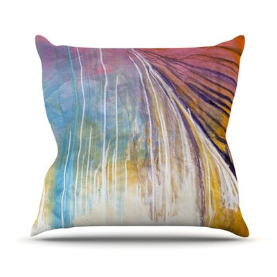 Sway Throw Pillow Size: 16 H x 16 W