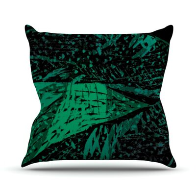 Family 4 Throw Pillow Size: 16 H x 16 W