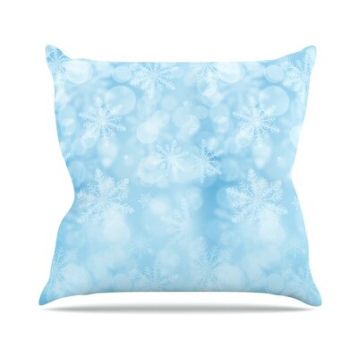 Winter is Coming by Snap Studio Throw Pillow Size: 18 H x 18 W x 3 D