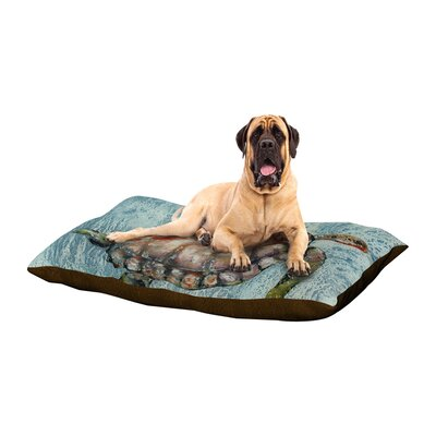 Home Bound Dog Bed Size: 28 W x 18 D