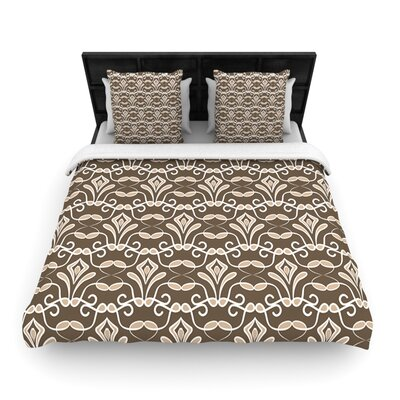 Deco Woven Comforter Duvet Cover Size: Twin
