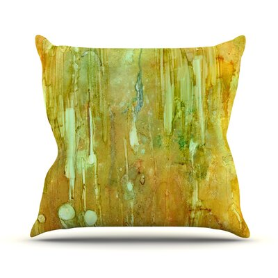 Rock City Throw Pillow Size: 26 H x 26 W