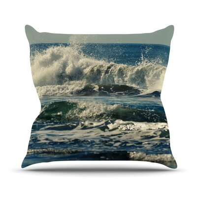 Forever Young Throw Pillow Size: 16 H x 16 W