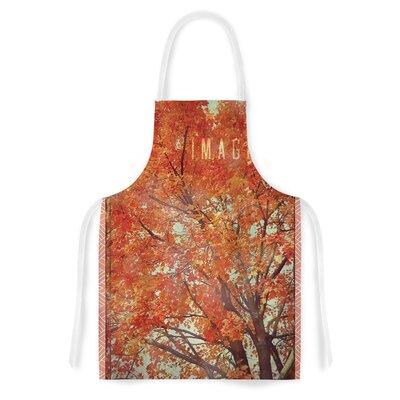 Imagine Fabric Artistic Apron RD1032AAR01