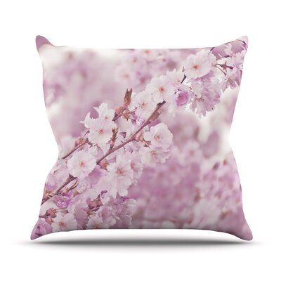 Endless Throw Pillow Size: 26 H x 26 W
