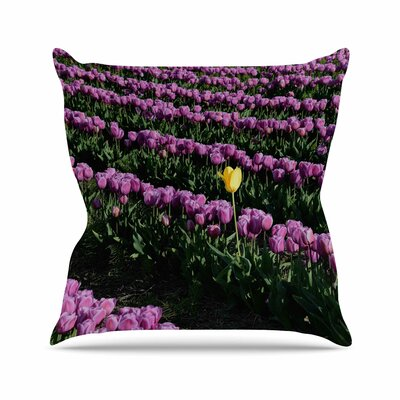 Youre One of a Kind Throw Pillow Size: 16 H x 16 W