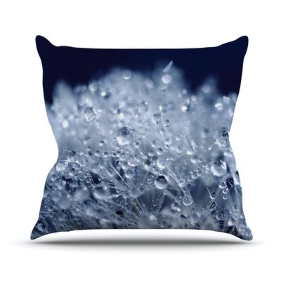 Dandelion Diamonds Throw Pillow Size: 26 H x 26 W