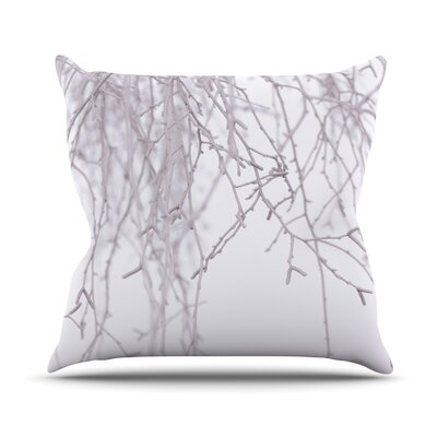 Frozen Throw Pillow Size: 18 H x 18 W