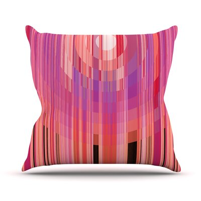 Mohave Sun Throw Pillow Size: 16 H x 16 W
