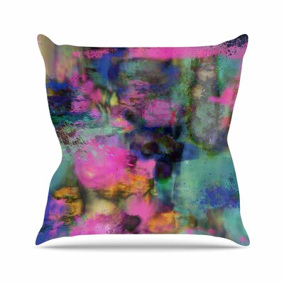 Palisades Throw Pillow Size: 16 H x 16 W