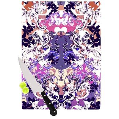 Barroque in Love Cutting Board Size: 11.5