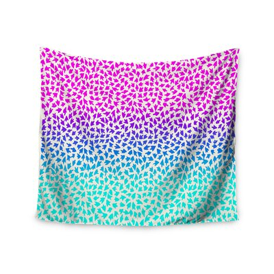 "KESS InHouse ""Ombre Arrows"" by Sreetama Ray Wall Tapestry SR1027AWT01"