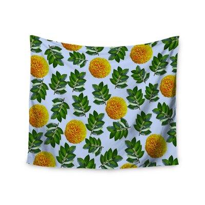 "KESS InHouse ""More Marigold"" by Sreetama Ray Wall Tapestry SR1025AWT01"