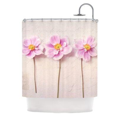 Anemone Trio Polyester Shower Curtain