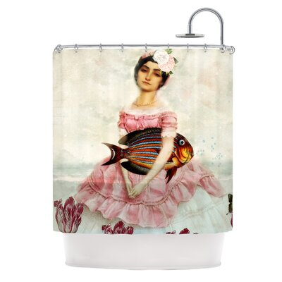 The Gardener Polyester Shower Curtain