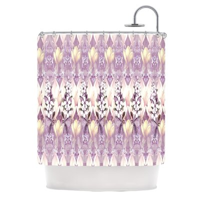 Laurel85 Polyester Shower Curtain