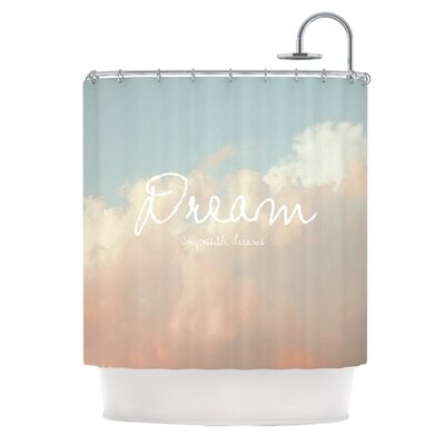 Dream Polyester Shower Curtain
