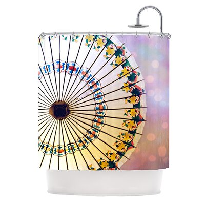 Parasol Polyester Shower Curtain