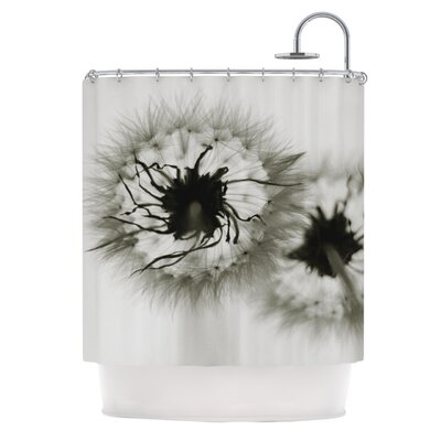 Wishes Polyester Shower Curtain