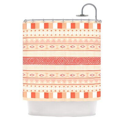 Shower Curtain Color: Mojave