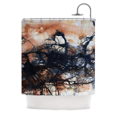 Looking for Water Polyester Shower Curtain