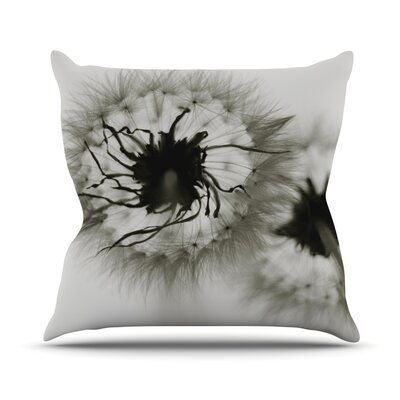 Wishes Throw Pillow Size: 16 H x 16 W