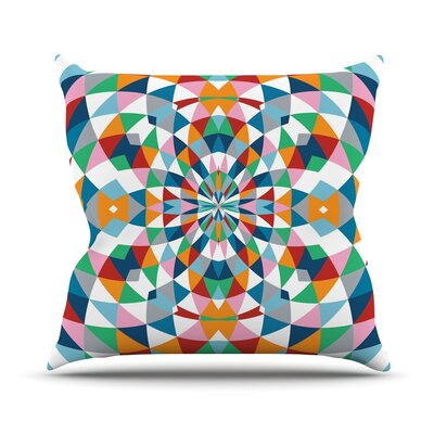 Modern Day Throw Pillow Size: 26 H x 26 W