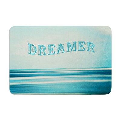 Ann Barnes Dreamer Memory Foam Bath Rug