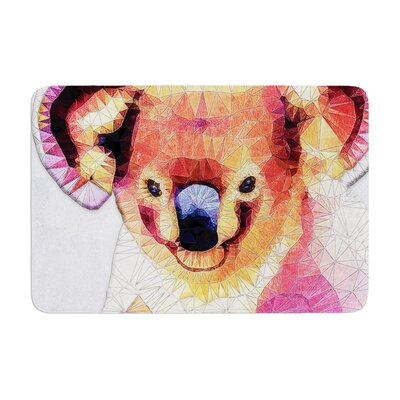 Ancello Cute Koala Memory Foam Bath Rug