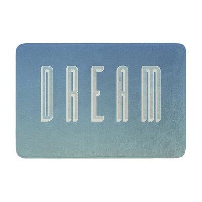 Galaxy Eyes Dream Print Memory Foam Bath Rug