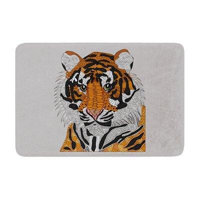 Art Love Passion Tiger Memory Foam Bath Rug