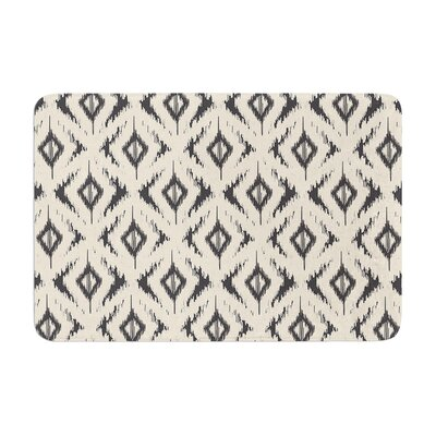 Amanda Lane Moonrise Diaikat Memory Foam Bath Rug