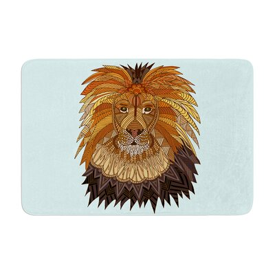 Art Love Passion Lion Memory Foam Bath Rug